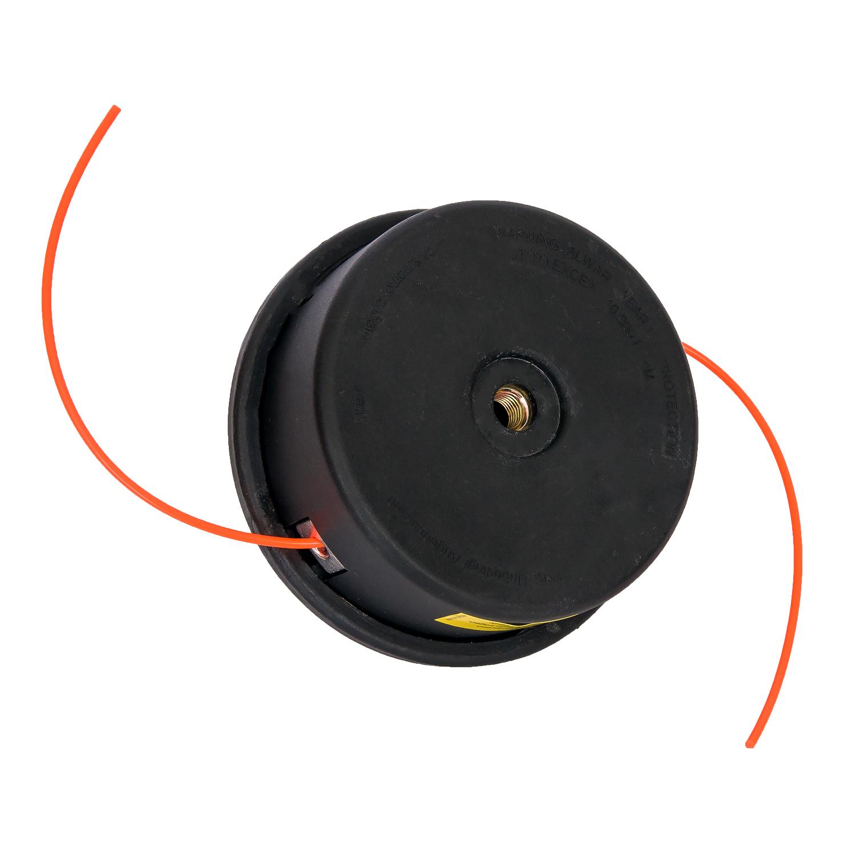 GL Fadenkopf für Motorsense Fadenspule Doppelfadenkopf Tippautomatik Mähkopf