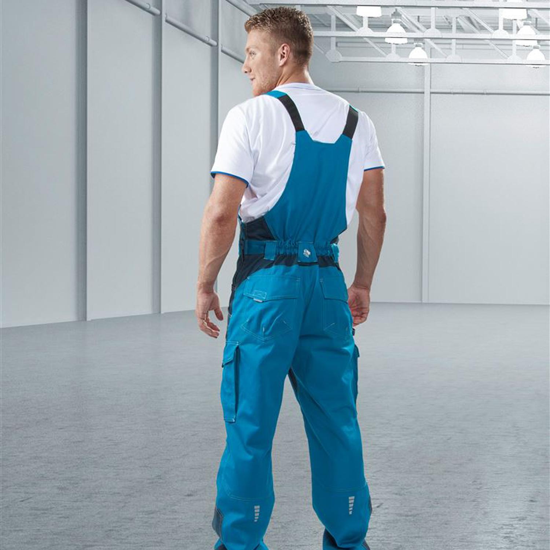 Arbeitsbekleidung Berufskleidung Arbeitshose Arbeitsjacke Latzhose VIS-NB